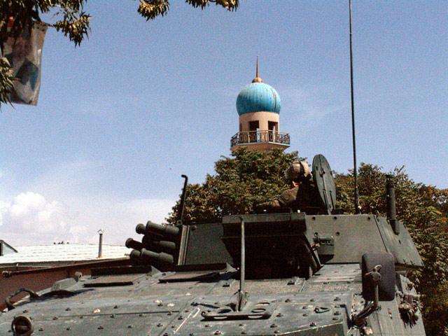To wojna, nie misja stabilizacyjna/fot. Marcin Ogdowski