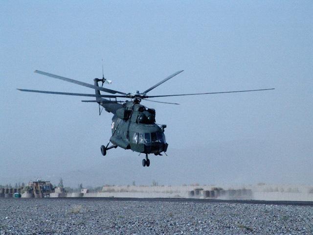 """Domyślam się, że chodzi o logistykę i transport – w Afganistanie """"od zawsze"""" problematyczne. Ponieważ jednak warto próbować, zapytam więc publicznie: dałoby radę to jakoś przyśpieszyć?/fot. Marcin Ogdowski"""