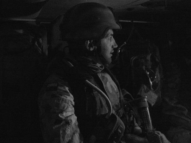 Żołnierze, jeśli już ich tam wysłano, zasługują na godziwe wynagrodzenie/fot. Marcin Ogdowski
