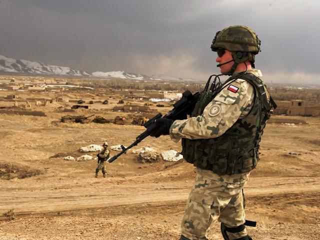 Trudna do ogarnięcia przestrzeń - tym Afganistan zachwyca wszystkich nowoprzybyłych.../fot. Adam Roik