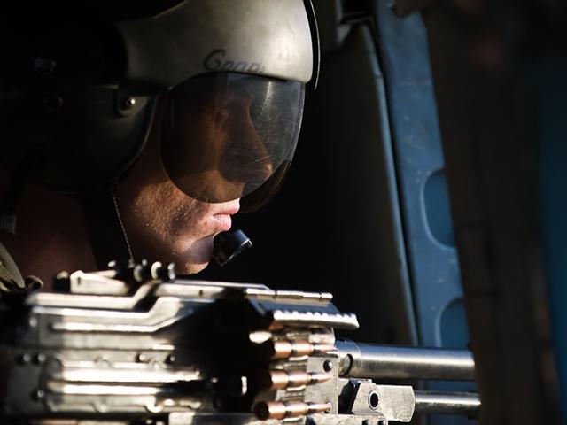 W Afganistanie zagrożeniem są nie tylko talibowie/fot. Adam Roim, Combat Camera DOSZ