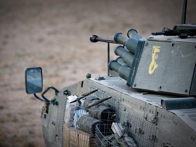 Nawet rosomaki przegrywały w konfrontacji z IED.../fot. Adam Roik, Combat Camera DOSZ