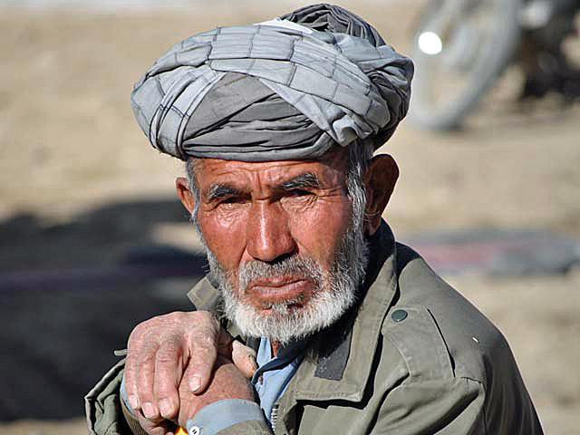 Oblicze starca może być twarzą czterdziestoparolatka.../fot. Marcin Ogdowski