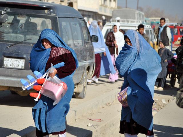 Ghazni jest znacznie bardziej przywiązane do tradycji niż Kabul, gdzie widywałem kobiety w dżinsach/fot. Marcin Ogdowski