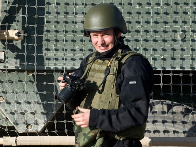 Hełm i kamizelka to podstawa/fot. Adam Roik, Combat Camera DOSZ