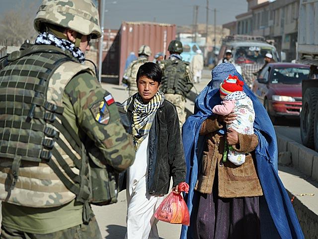 Na ulicy w Ghazni/fot. Marcin Ogdowski