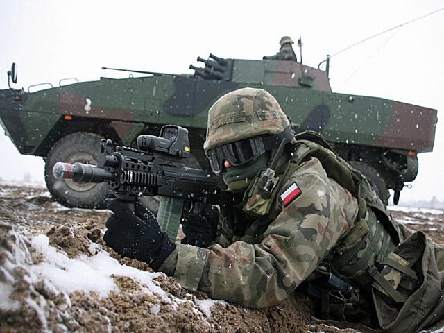 Grupy bojowe IX zmiany również zakończyły przygotowania do misji/fot. Szczepan Głuszczak