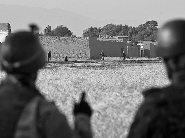 Zaatakowani żołnierze wykonywali rutynowy patrol - powiedziano mi w Dowództwie Operacyjnym/fot. Adam Roik