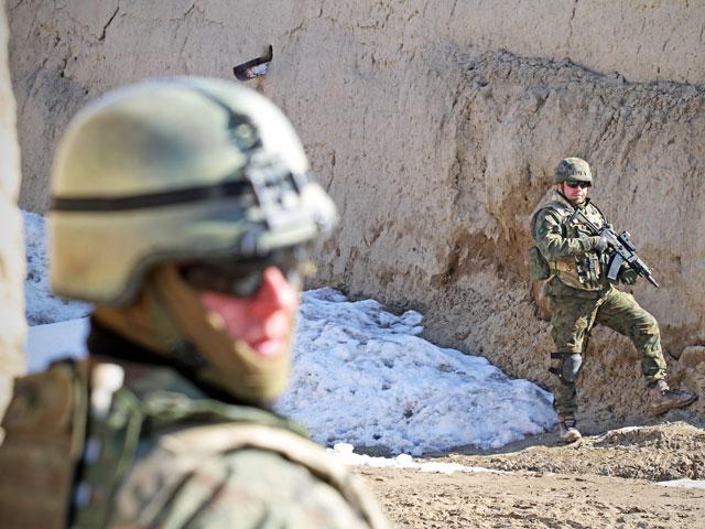 """""""Przeraża nas perspektywa nadchodzącej zimy"""" - piszą żony żołnierzy/fot. Marcin Wójcik"""