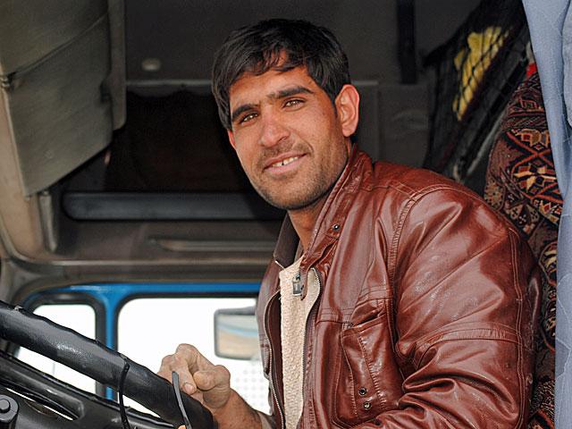 """- Pakistańczyków to ja """"bum"""", """"bum"""".../fot. Marcin Ogdowski"""