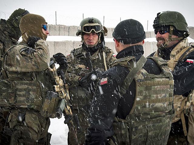 """Śnieg, nie śnieg - """"robotę robić"""" trzeba/fot. Łukasz Widziszowski"""