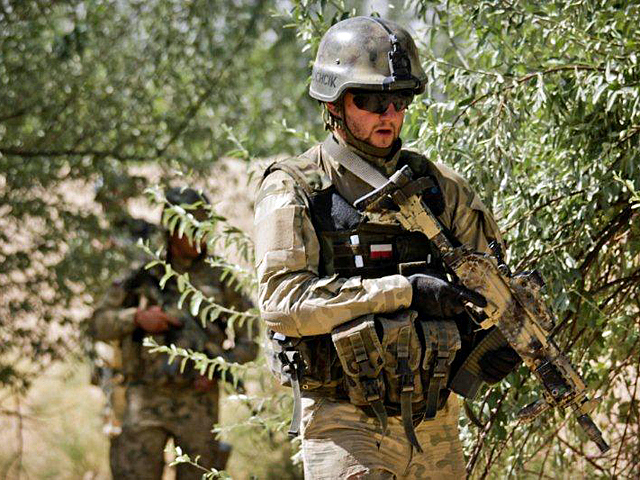 Afganistan to nie tylko księżycowe krajobrazy.../fot. Katarzyna Szal