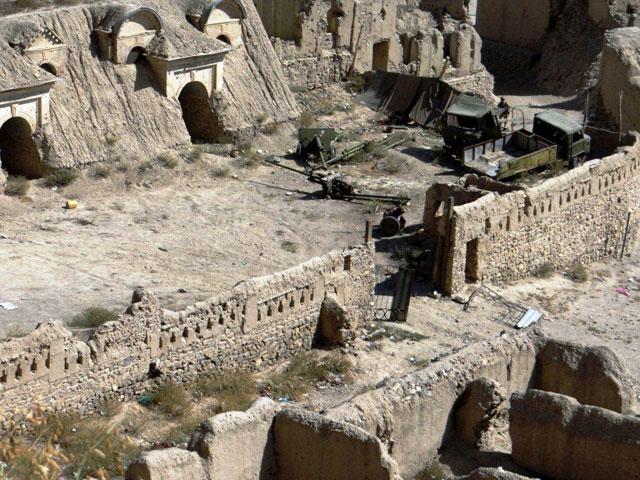 Kwintesencja afgańskiej historii/fot. z archiwum autora blogu