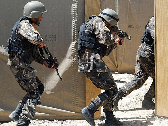 Największą wartość bojową prezentują afgańskie siły specjalne, tzw. NDS. Tyle że jest ich, po prostu, za mało, by zapewnić spokój w całej prowincji/fot. z archiwum blogu