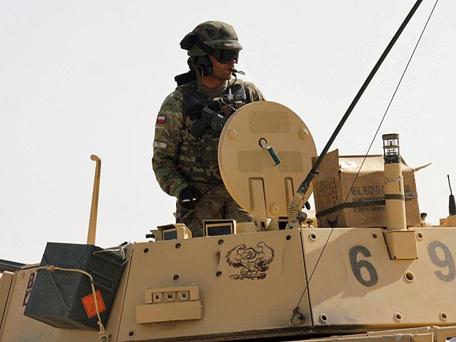 Niezgoda na afgańską interwencję wcale nie musi oznaczać braku szacunku dla żołnierzy/fot. Katarzyna Szal
