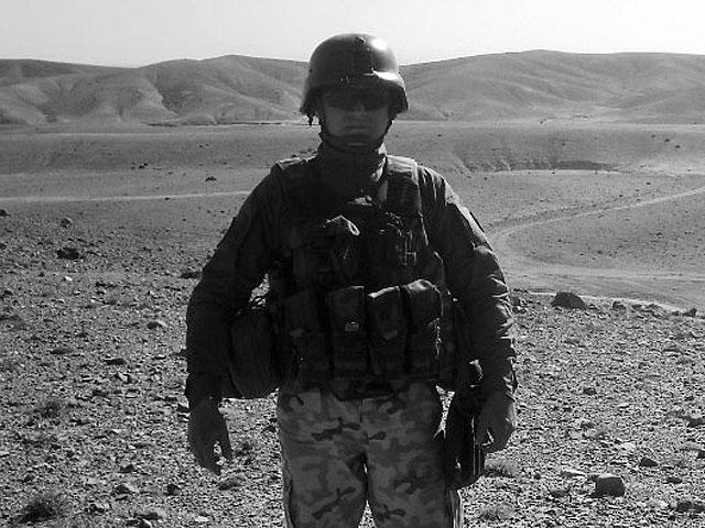 Łukasz Sroczyński/fot. z archiwum PKW Afganistan