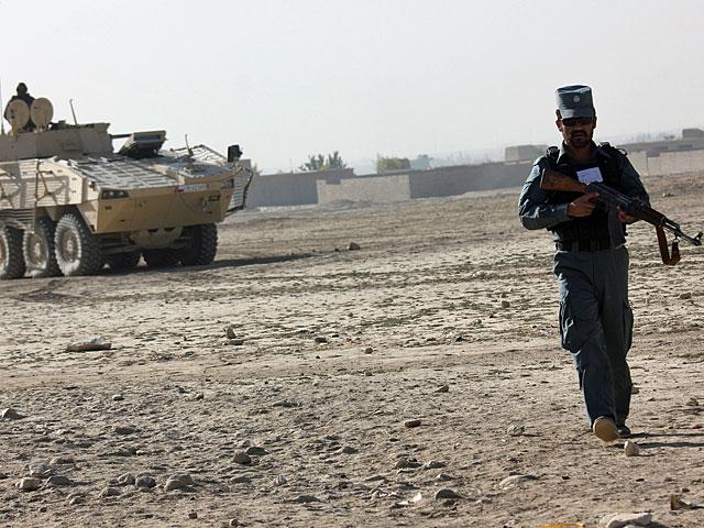 Współpraca z Afgańczykami nie odbywa się wyłącznie na zewnątrz/fot. zAfganistanu.pl