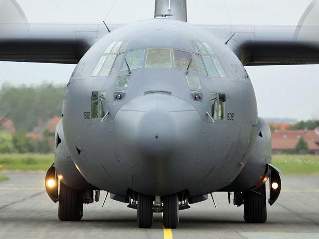 C-130, zdjęcie ilustracyjne/fot. Bartek Bera