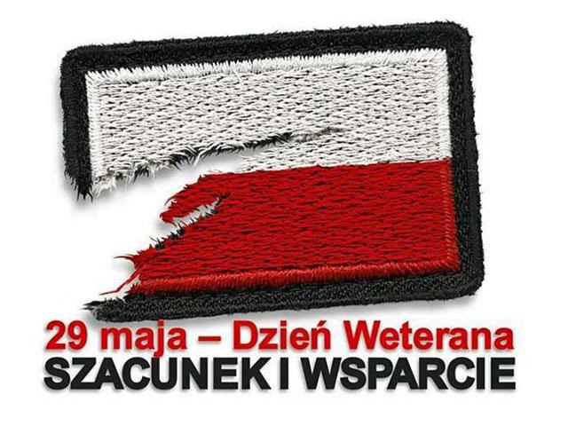 Logo Dnia Weterana/za: DO RSZ